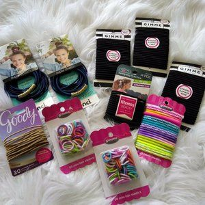 10 Goody and Gimme Fabric Elastic No-Slip Grip